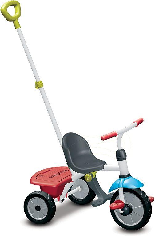 Fisher Price Dreirad mit abnehmbarer Elternschubstange, »Baby Trike Jolly rot«