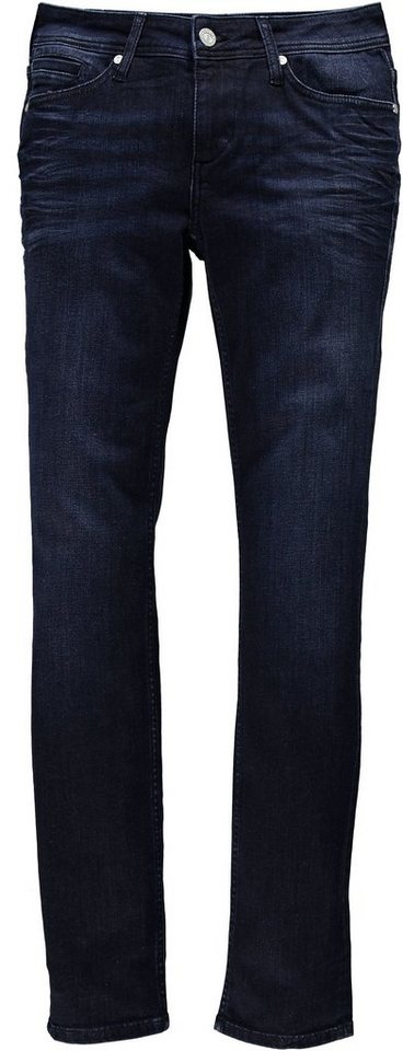 Bogner Jeans Stretchjeans »SÔ SLIM« in dark rinse used