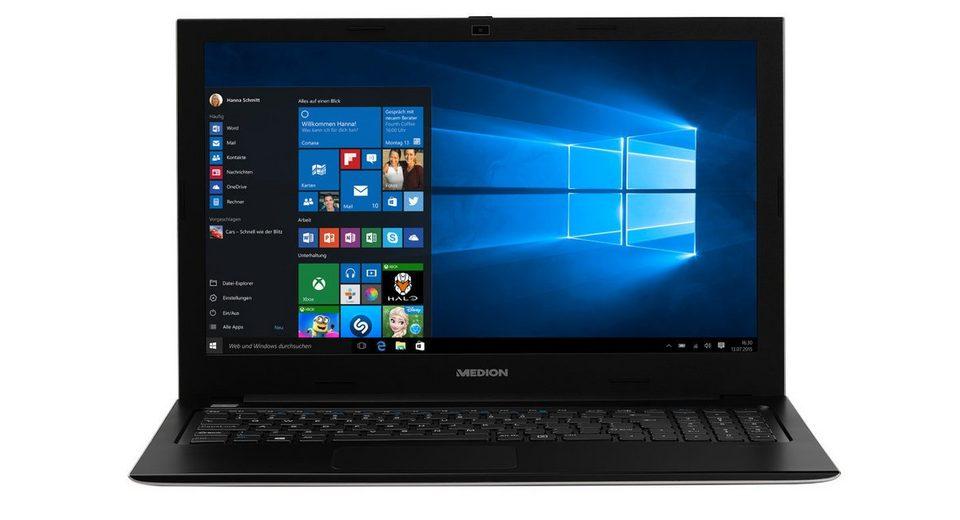 """MEDION® AKOYA® S6219 15,6"""" Notebook MD 99895 »Intel® Celeron®, 500GB HDD«"""