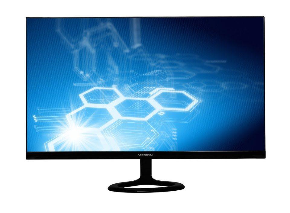 """MEDION® 68,6 cm (27"""") LED-Backlight Monitor »AKOYA® P57591 (MD 20591), Full HD« in Schwarz"""
