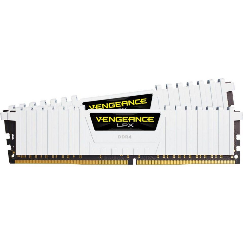 Corsair Arbeitsspeicher »DIMM 16 GB DDR4-3200 Kit«