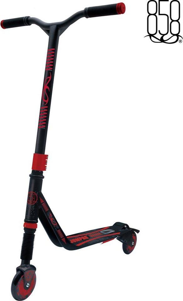 858 Jumpro®-Scooter, »SP-X-JS-BKR« in schwarz-rot