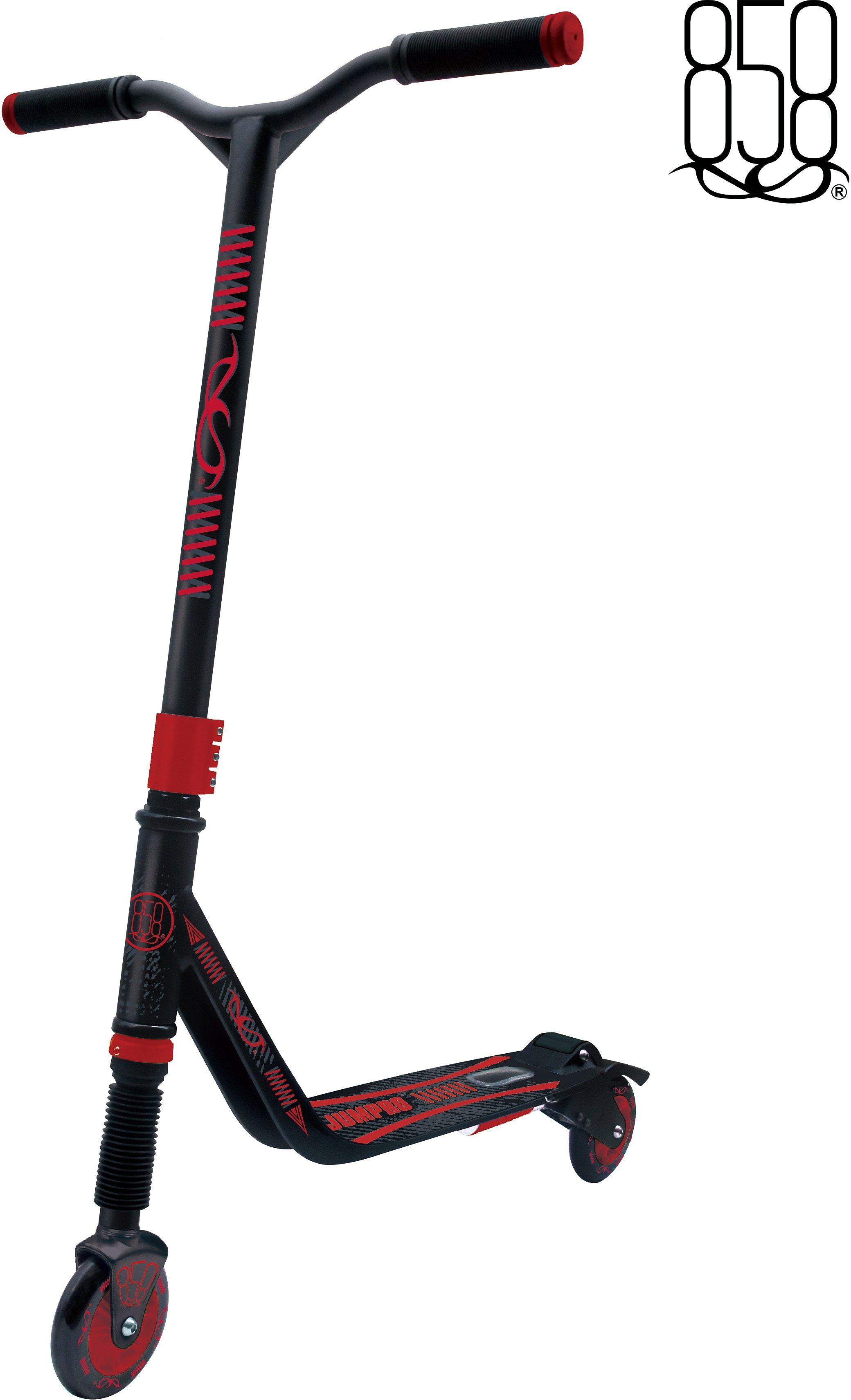 858 Jumpro®-Scooter, »SP-X-JS-BKR«