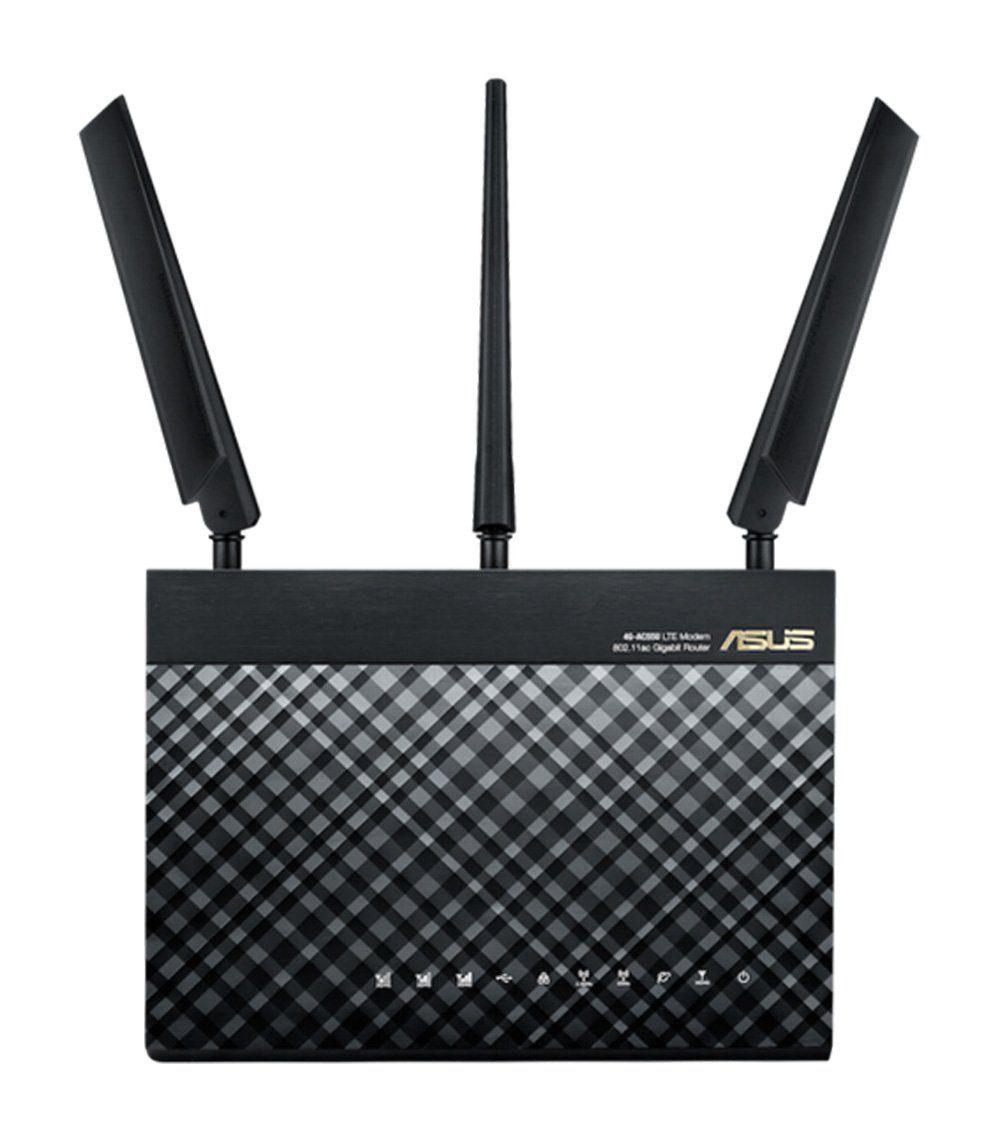 ASUS 4G-AC55U AC1200 LTE Wlan Router