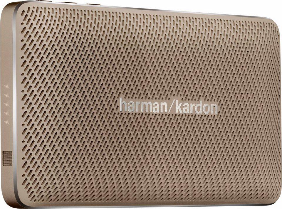 Harman/Kardon Esquire Mini Bluetooth-Lautsprecher in goldfarben