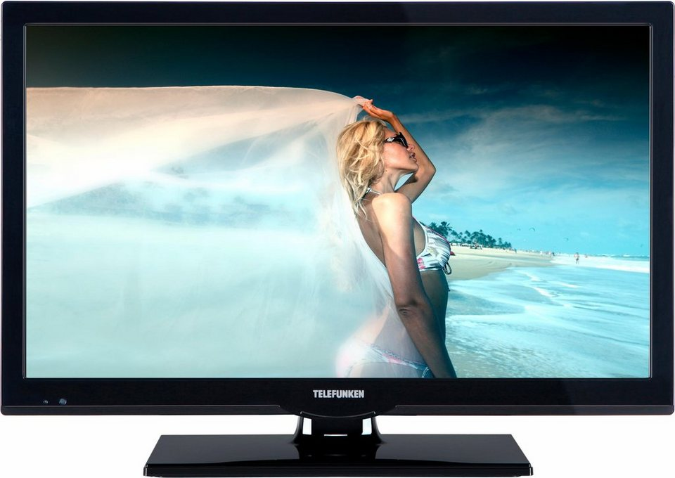 telefunken l22f275m4 led fernseher 56 cm 22 zoll 1080p full hd online kaufen otto. Black Bedroom Furniture Sets. Home Design Ideas