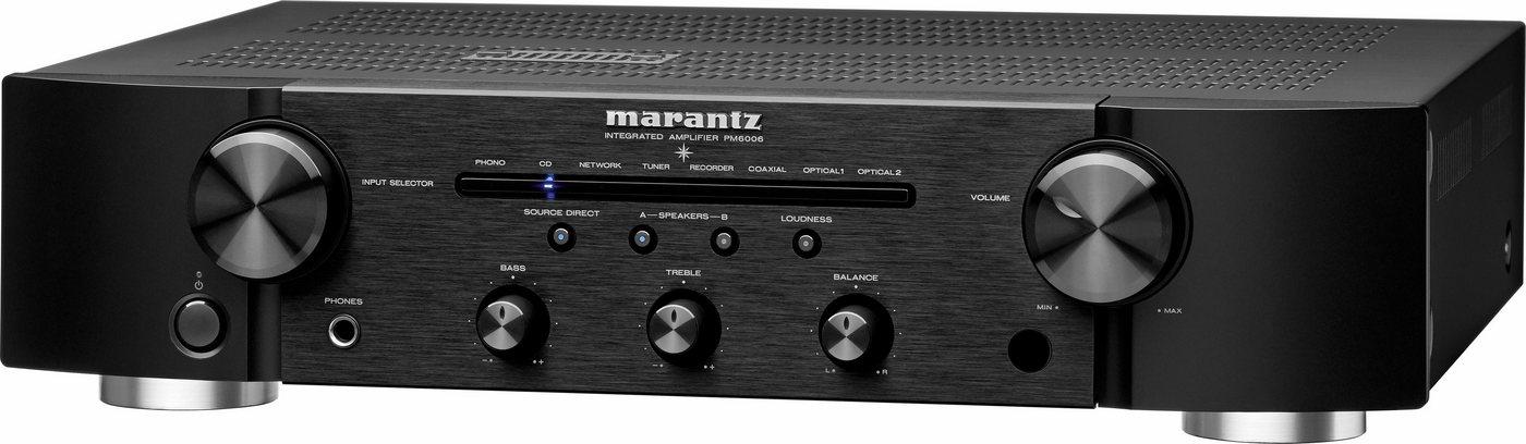 Vorschaubild von Marantz PM6006/N1 Hi-Res Verstärker