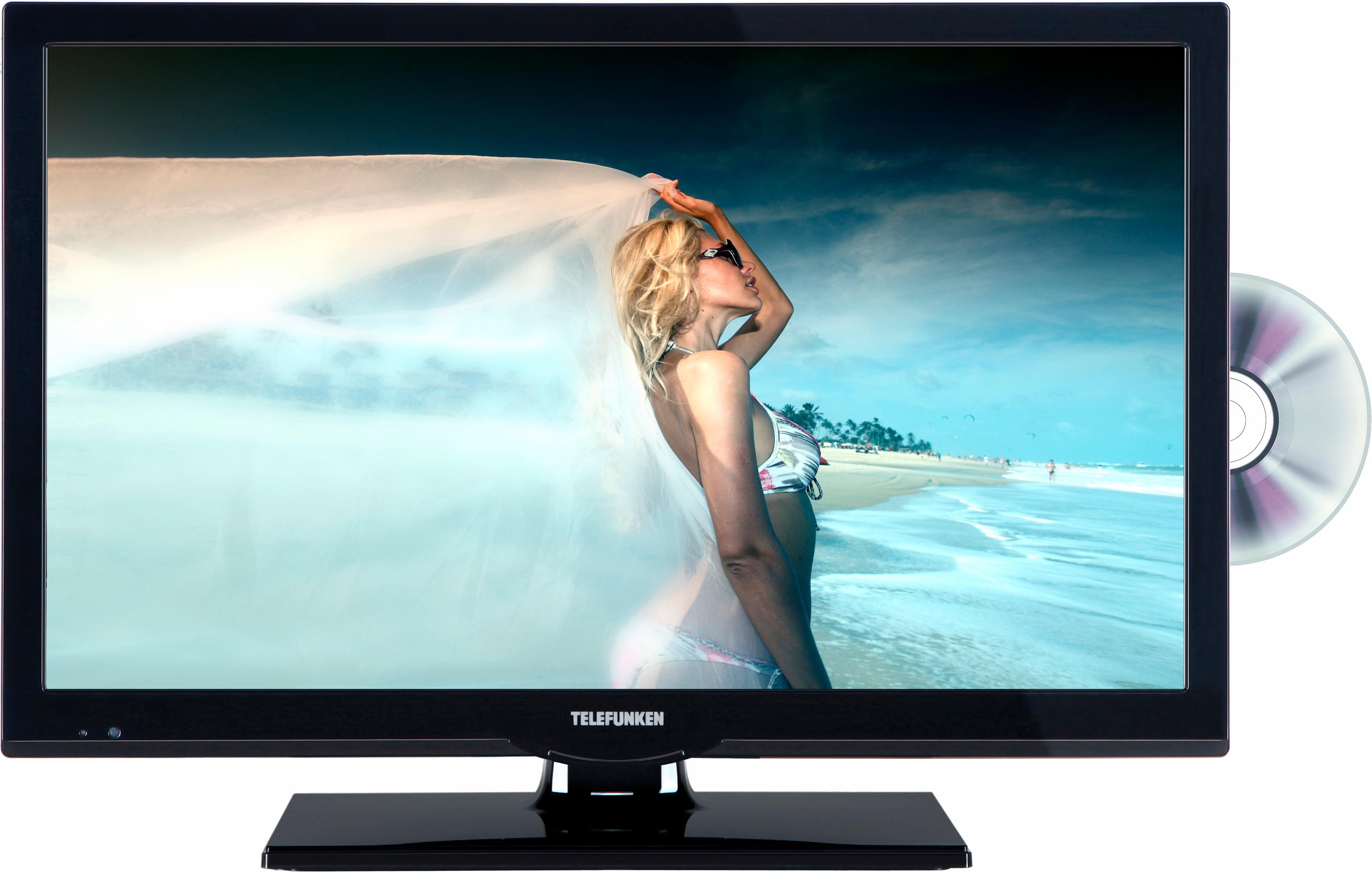 Telefunken L22F275M4D, LCD Fernseher, 56 cm (22 Zoll), 1080p (Full HD)