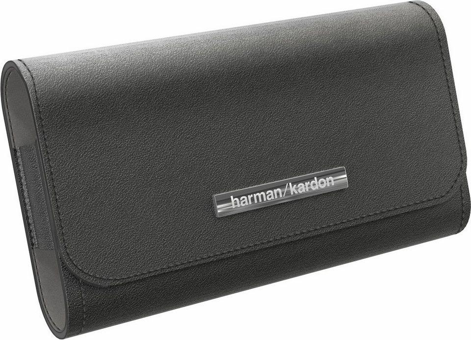 Harman/Kardon Esquire Mini Tasche in Schwarz