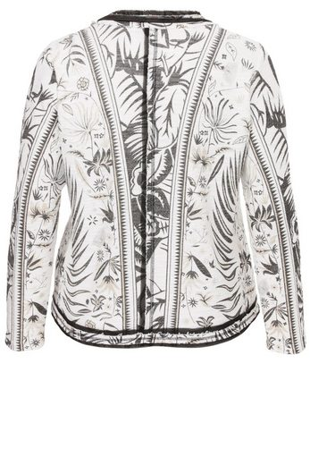 Via Appia Due Lightweight Woven Jacket Ethno Ethno Vibes Vibes