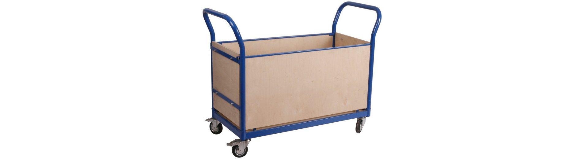 Transportwagen »Professional«, Vierwandschutz