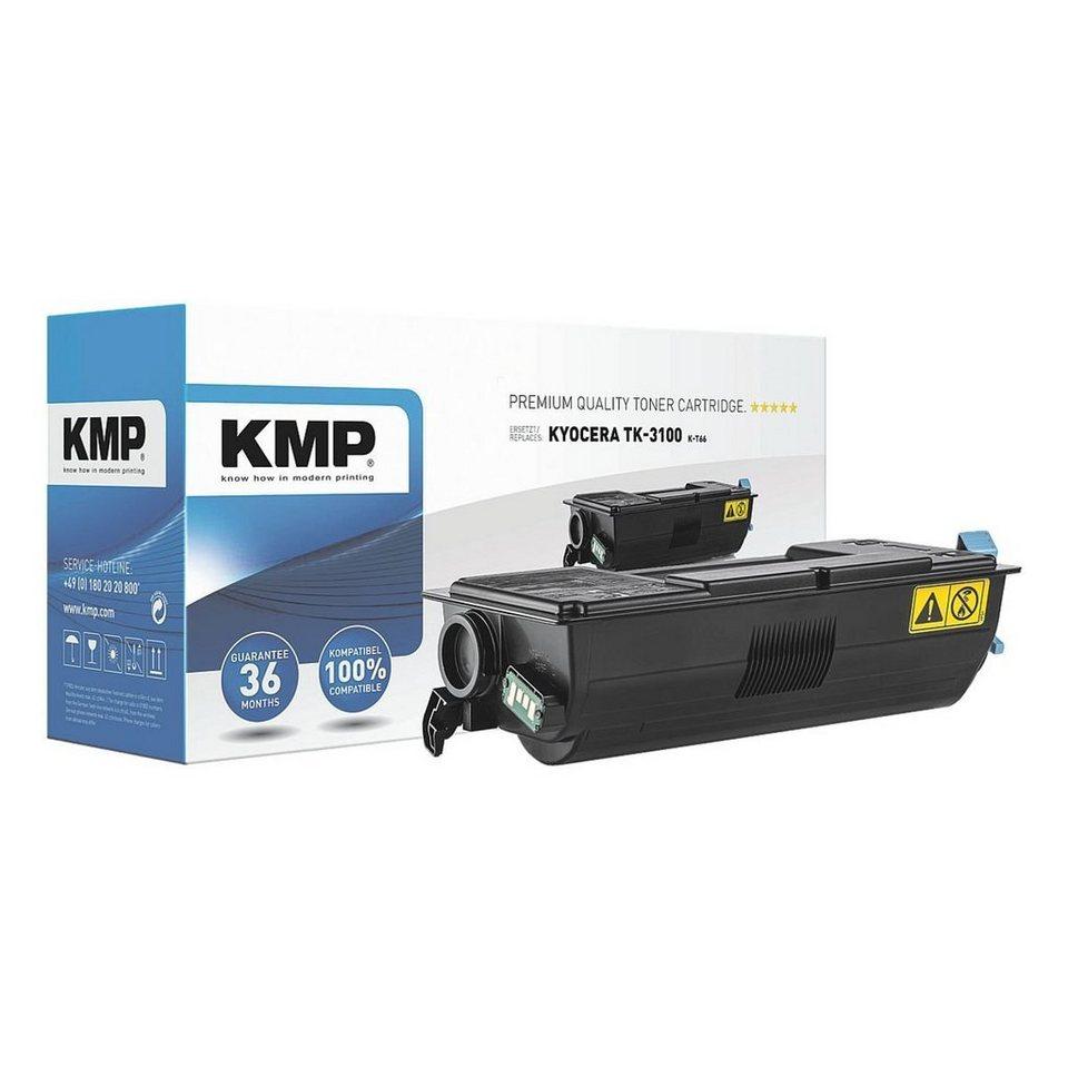 KMP Toner ersetzt Kyocera »TK-3100«