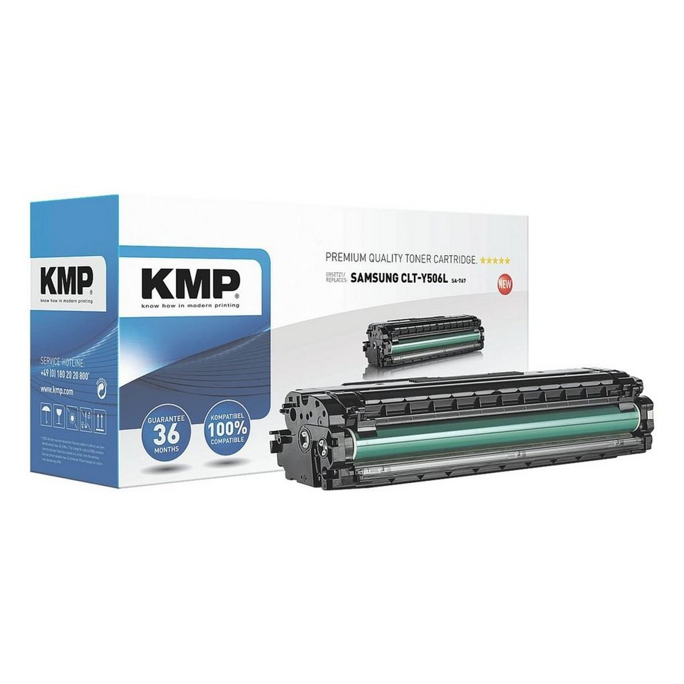 KMP Toner ersetzt Samsung »CLT-Y506L«