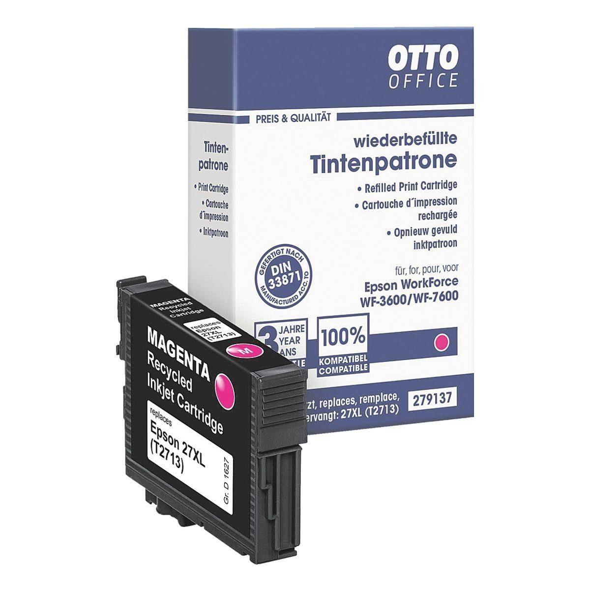 OTTO Office Standard Tintenpatrone ersetzt Epson »T2713 XL«