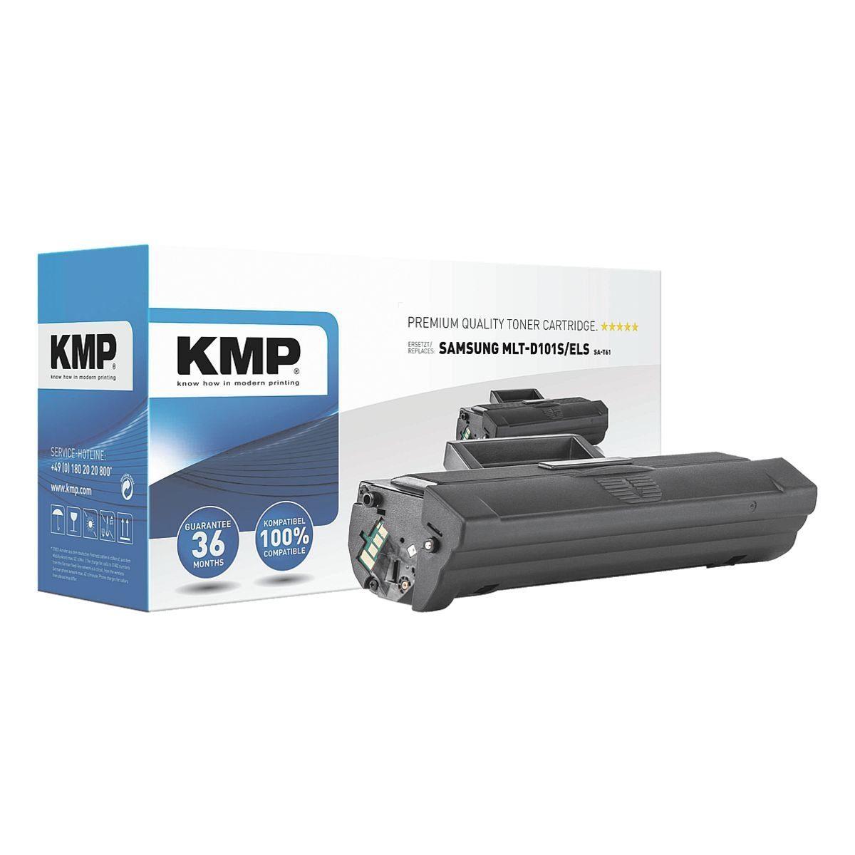 KMP Toner ersetzt Samsung »MLG-D101S/EL S«