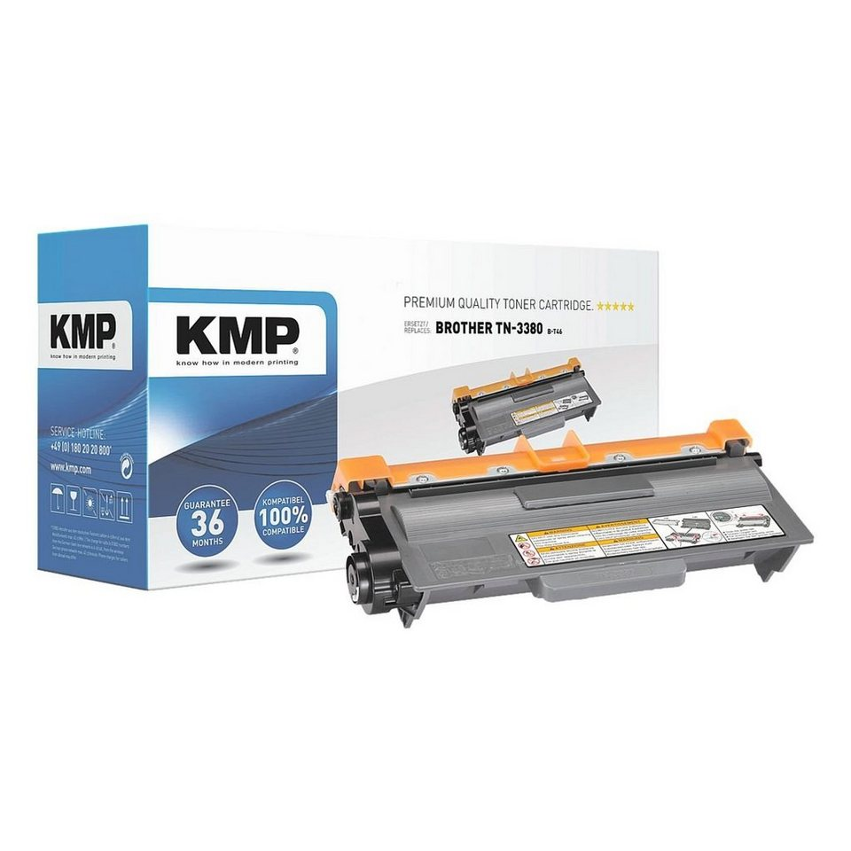 KMP Toner ersetzt Brother »TN-3380«