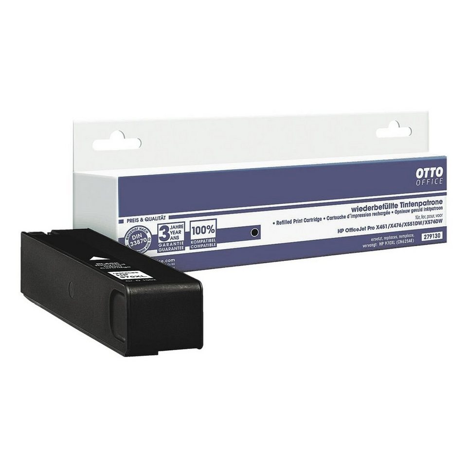 OTTO Office Standard Tintenpatrone ersetzt HP »CN625AE« Nr. 970XL