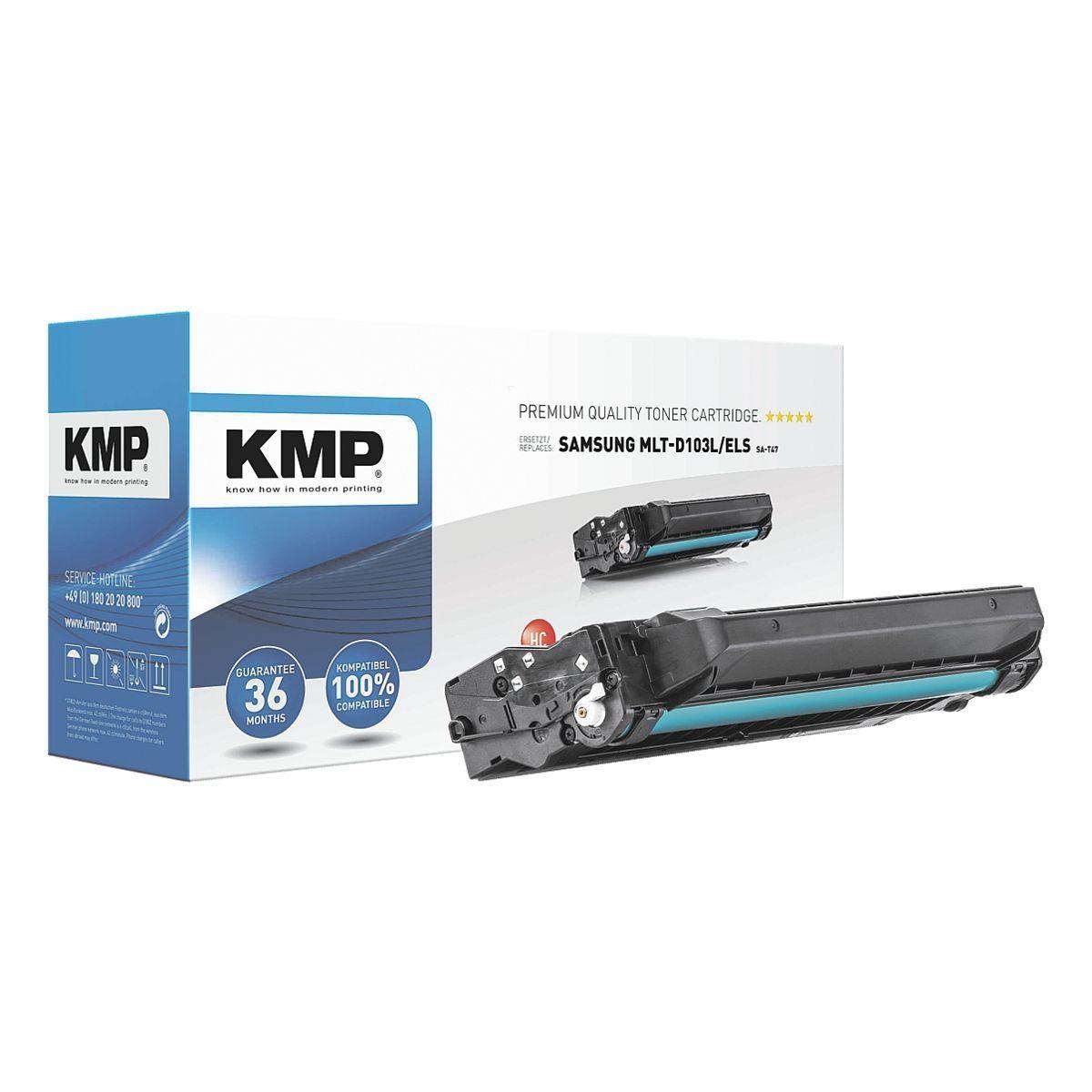 KMP Toner ersetzt Samsung »MLT-D103L/EL S«