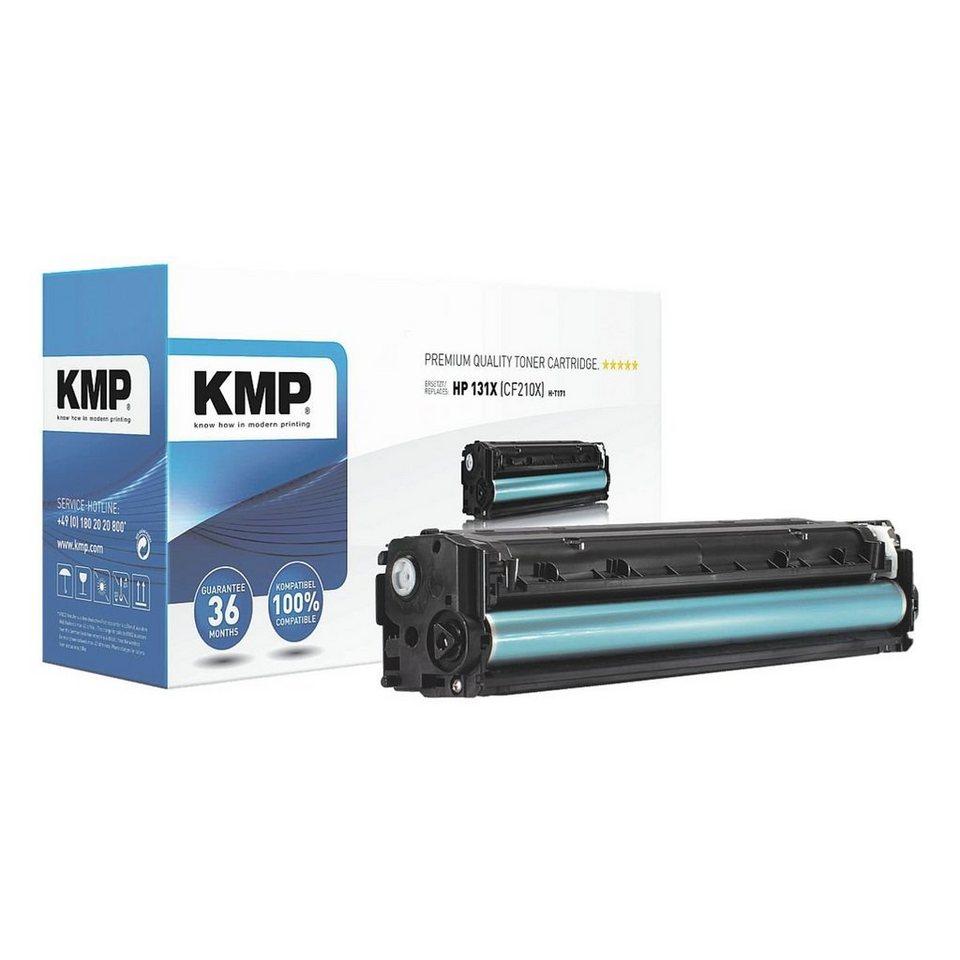 KMP Toner ersetzt HP »CF210X Nr. 131X«