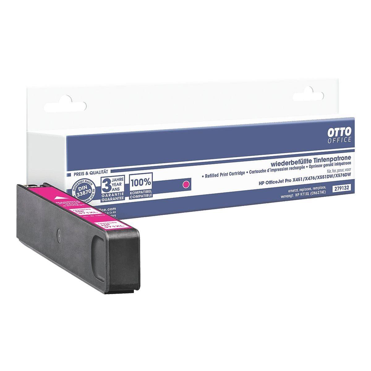 OTTO Office Standard Tintenpatrone ersetzt HP »CN627AE« Nr. 970XL