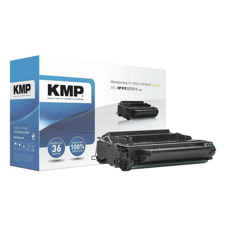 KMP Toner ersetzt HP »Q7551X Nr. 51X«