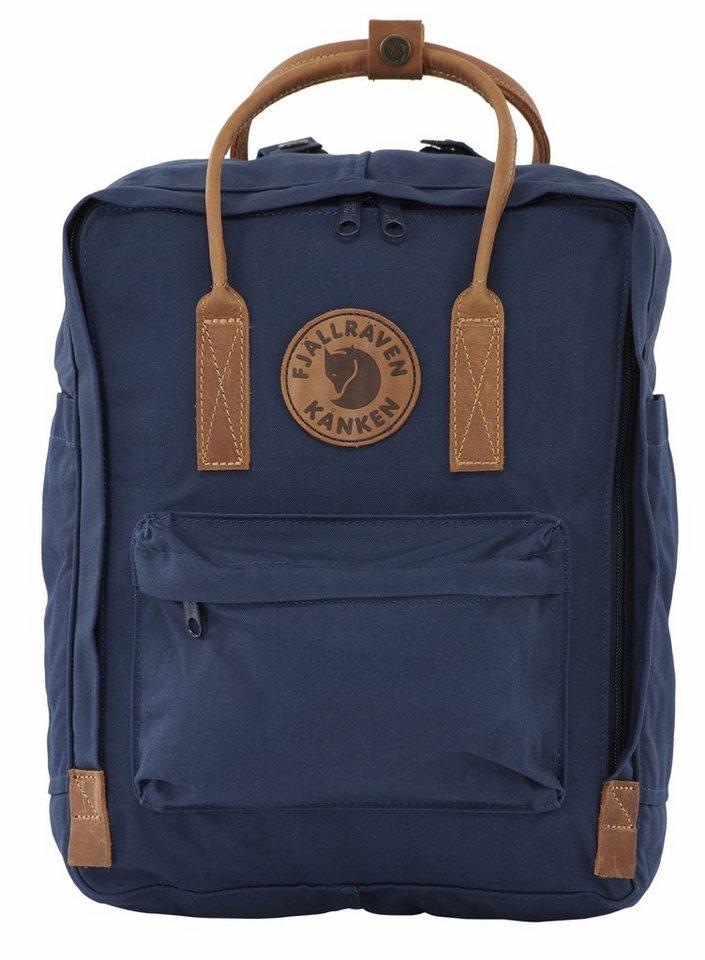Fjällräven Sport- und Freizeittasche »Kanken No.2 Backpack« in blau