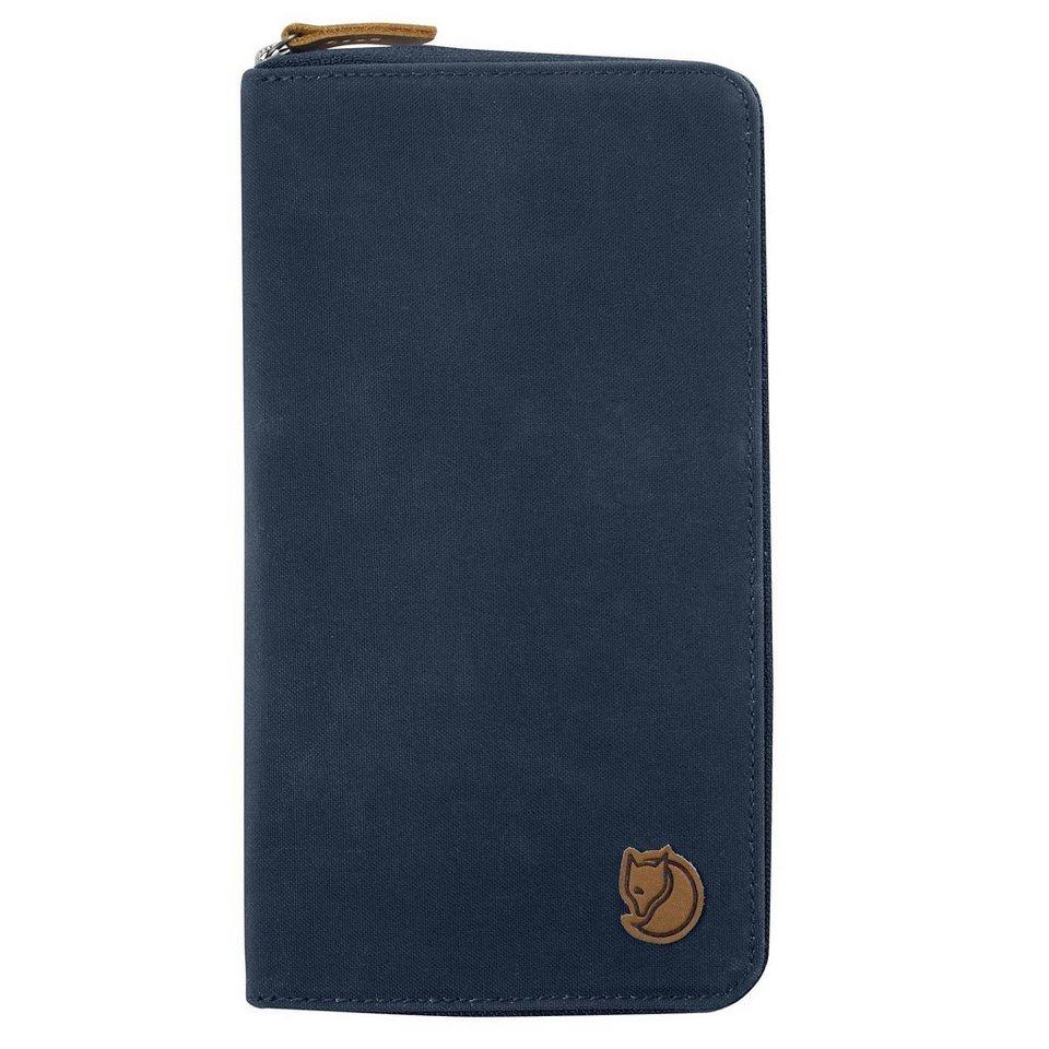 Fjällräven Wertsachenaufbewahrung »Travel Wallet« in blau