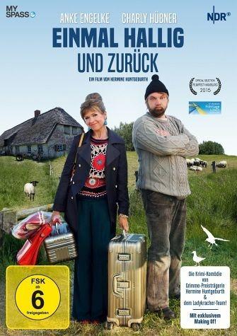 DVD »Einmal Hallig und zurück«