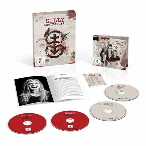 CD+DVD »Silly: Wutfänger (Limitierte Fanbox)«