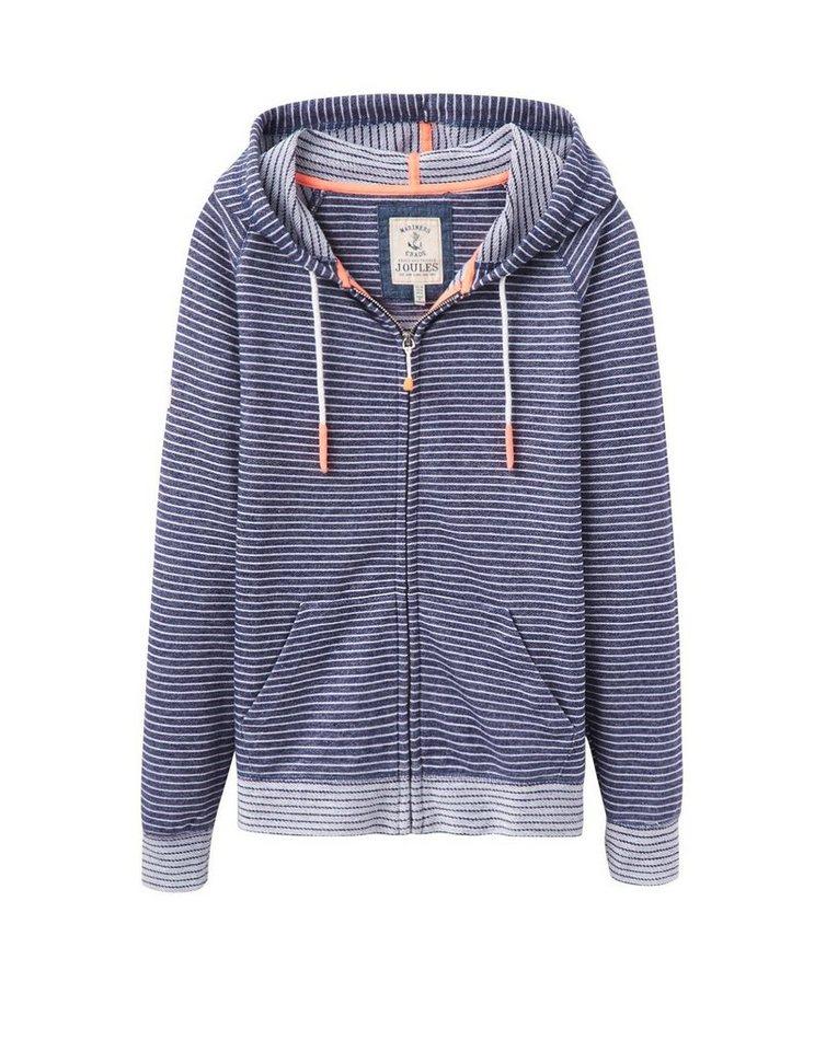 Tom Joule Sweatshirt »ADRIANA« in Soft Navy Stripe