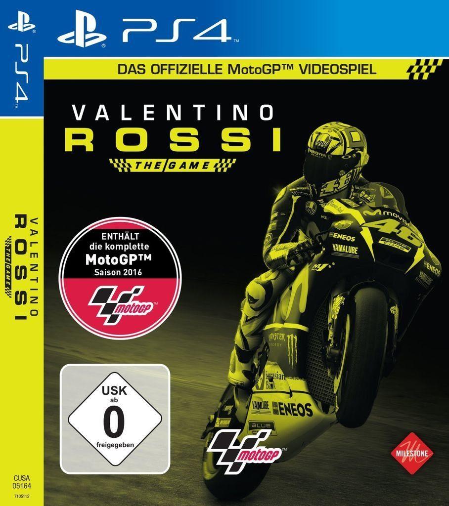 Milestone Playstation 4 - Spiel »Valentino Rossi - The Game (MotoGP 2016)«