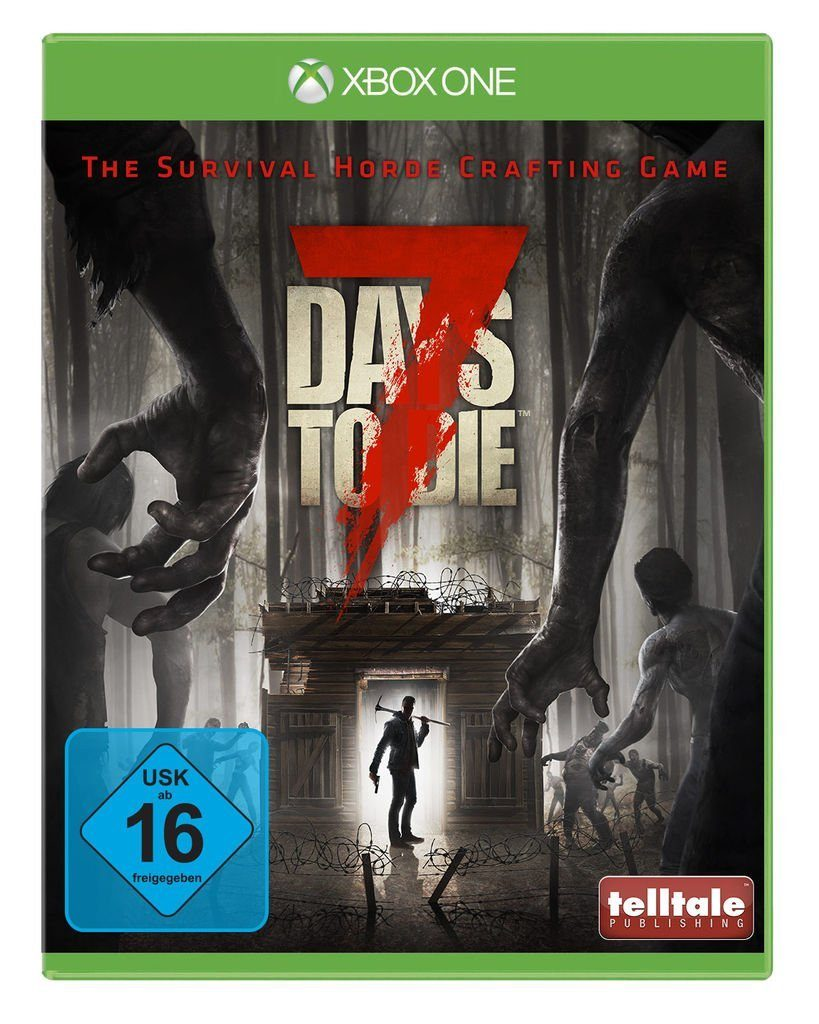 Telltale Games XBOX One - Spiel »7 Days to Die«