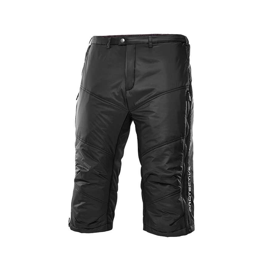 Protective Radhose »Zero 0.6 // Short Men« in schwarz