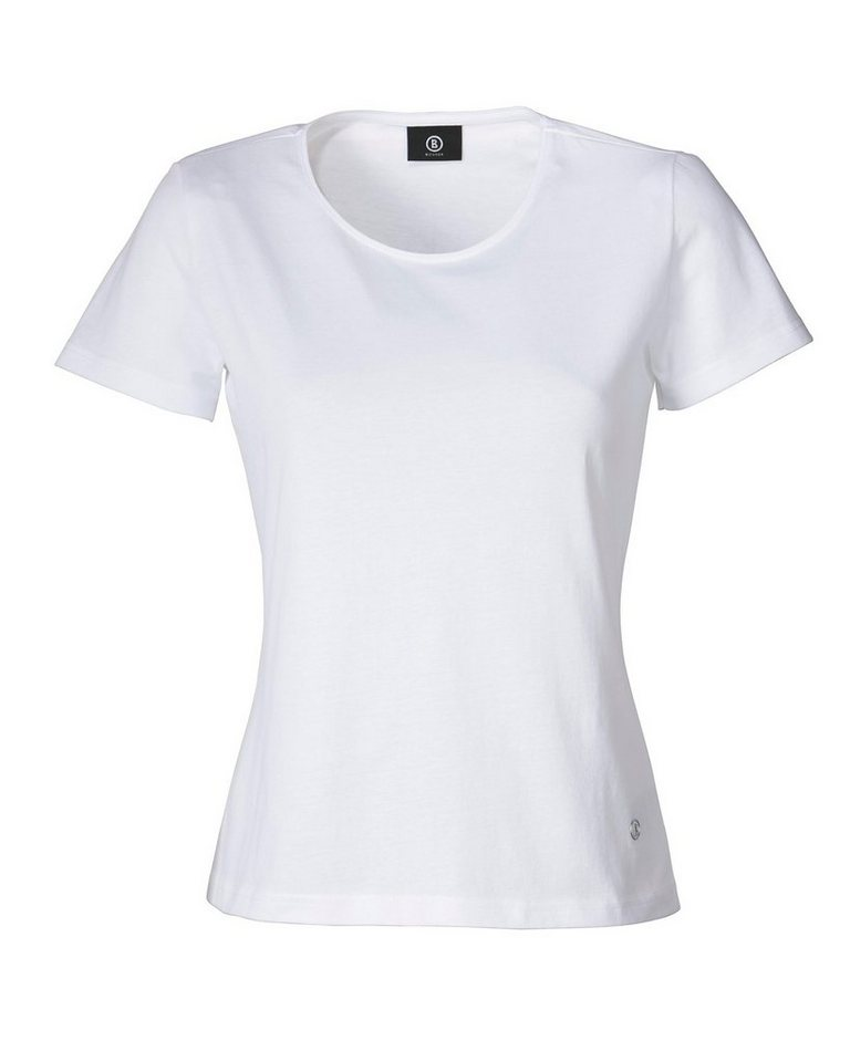 Bogner T-Shirt Anni in Weiß