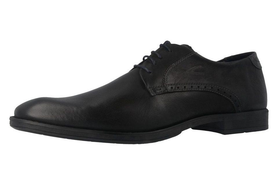 Camel Active Business-Schuhe in Schwarz