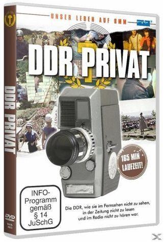 DVD »DDR Privat - Unser Leben auf 8mm«