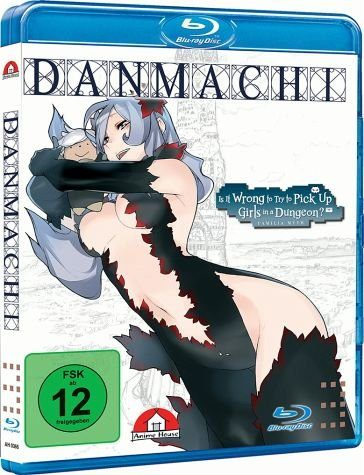Blu-ray »DanMachi - Is It Wrong to Try to Pick Up Girls...«