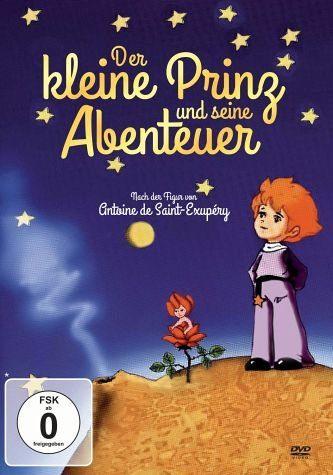 DVD »Der kleine Prinz und seine Abenteuer«