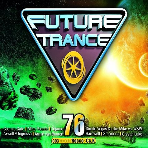 Audio CD »Various: Future Trance 76«