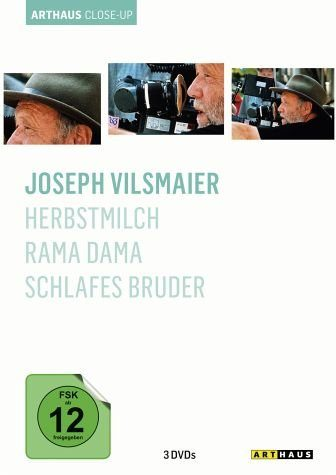 DVD »Joseph Vilsmaier - Arthaus Close-Up (3 Discs)«