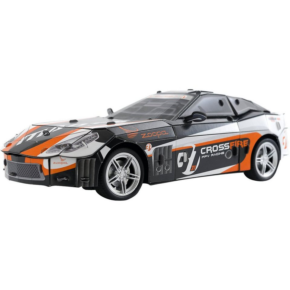 ACME RC Fahrzeug 3D Puzzle Car - Racecar One RTR-Puzzle