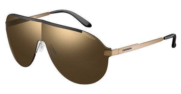 Carrera Sonnenbrille » CARRERA 92/S« in ND4/JO - schwarz/ braun