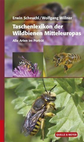 Gebundenes Buch »Taschenlexikon der Wildbienen Mitteleuropas«