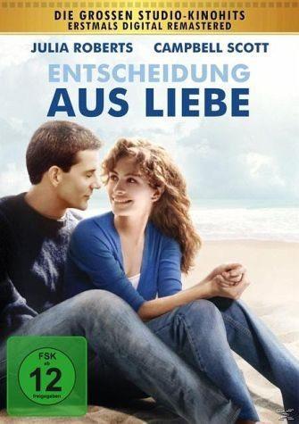 DVD »Entscheidung aus Liebe Digital Remastered«
