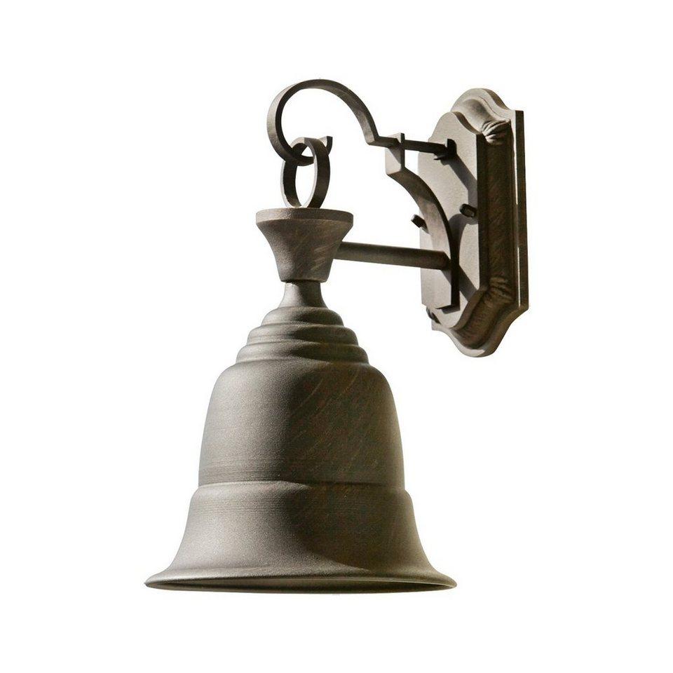 Loberon Außenwandlampe »Lutèce« in braun