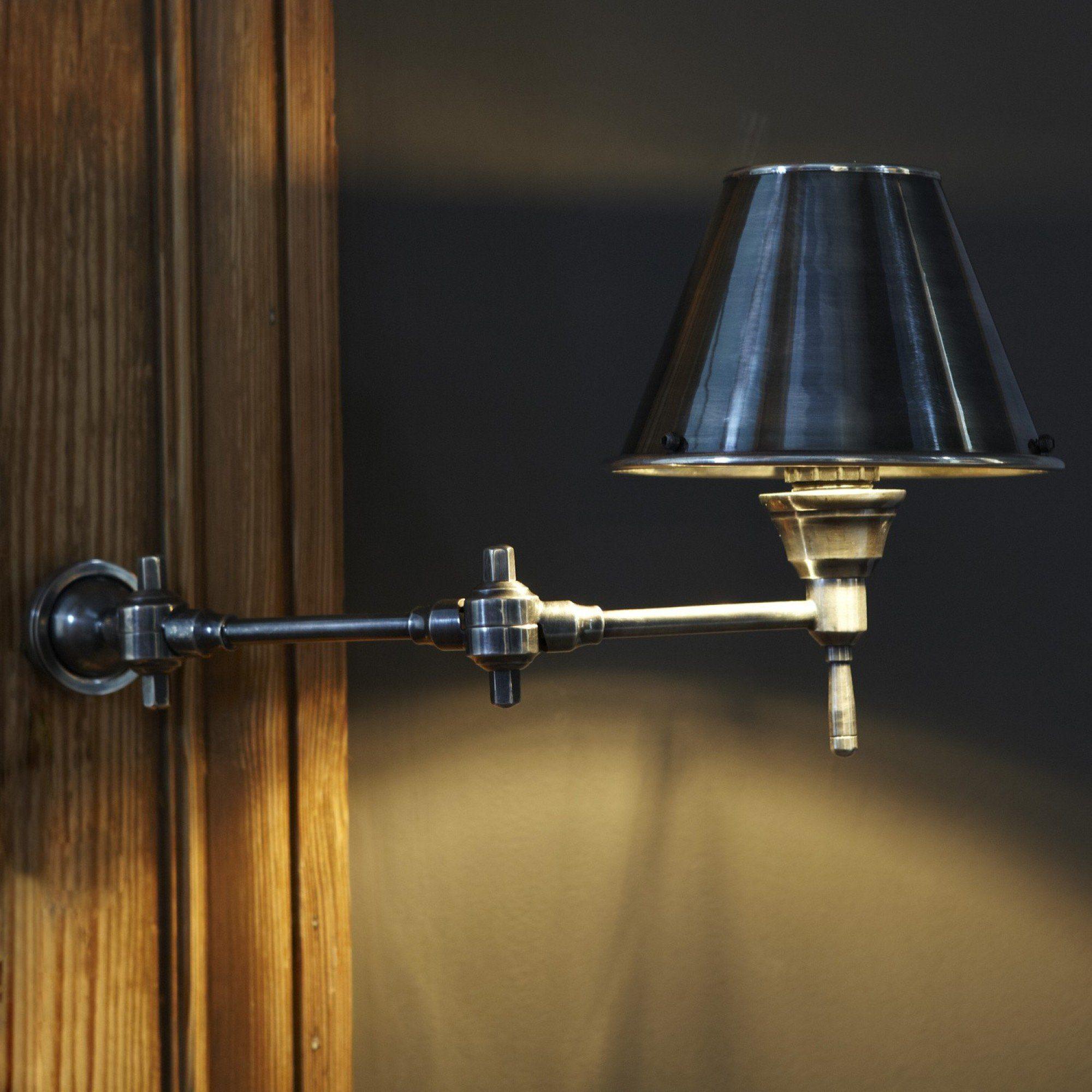 Loberon Wandlampe »Stockton«