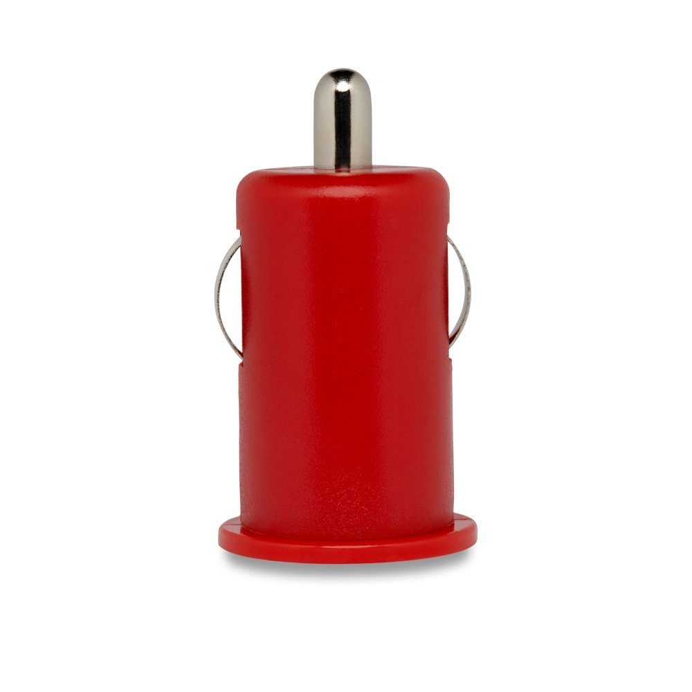 connect IT KFZ-Ladegerät »IT Colour Line USB Adapter 2.1A Rot«