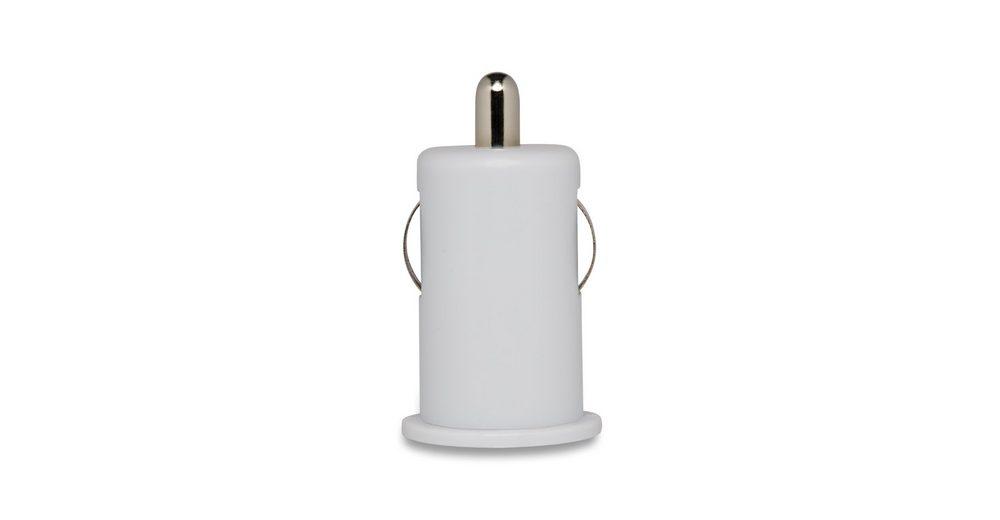 connect IT KFZ-Ladegerät »IT Colour Line USB Adapter 2.1A Weiß«