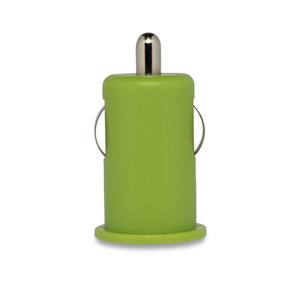 connect IT KFZ-Ladegerät »IT Colour Line USB Adapter 2.1A Grün«