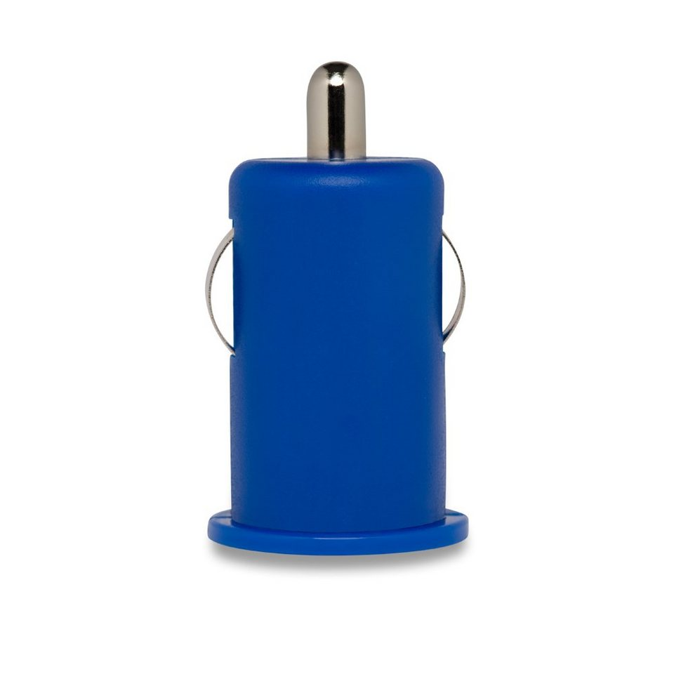 connect IT KFZ-Ladegerät »IT Colour Line USB Adapter 2.1A Blau«